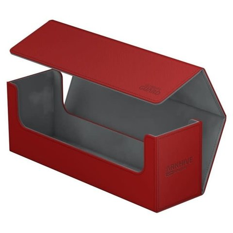 UG DECK CASE ARKHIVE 400+ RED