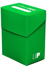 Ultra Pro UP D-BOX LIME GREEN