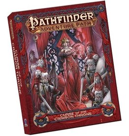 Paizo PATHFINDER CURSE OF THE CRIMSON THRONE POCKET EDITION