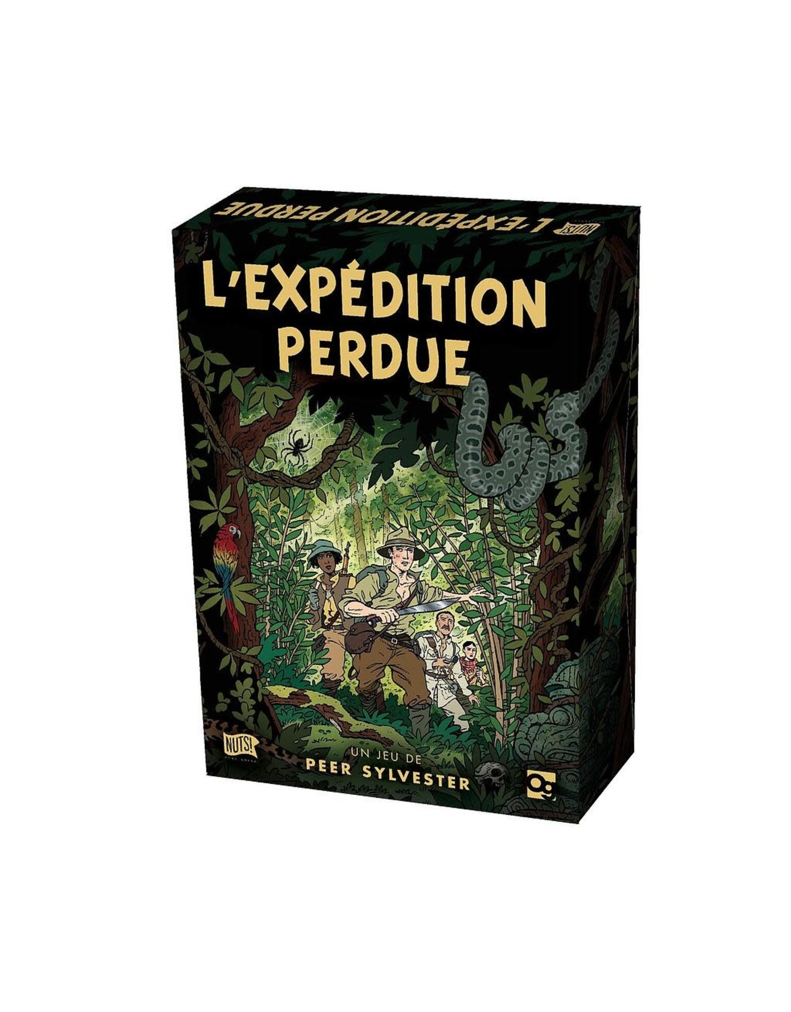 Osprey Games L'Expediton Perdue