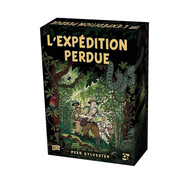 Osprey Games L'Expediton Perdue