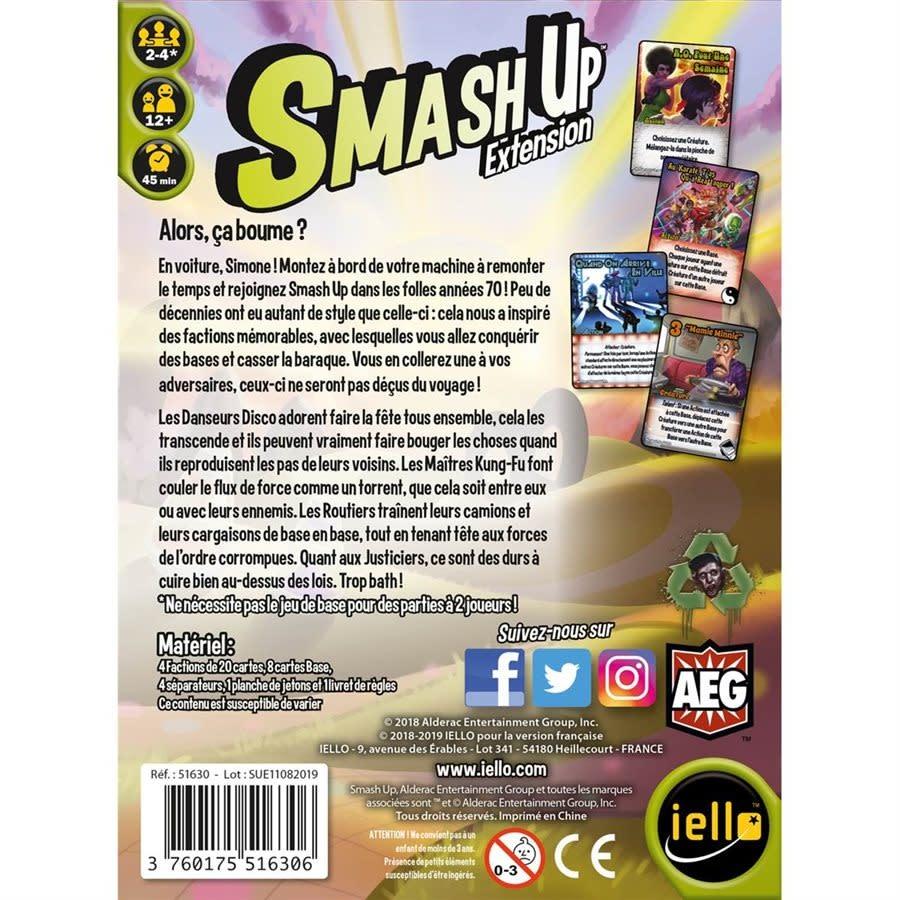 Iello SMASH UP EXT.- CES ANNÉES LA (FR)
