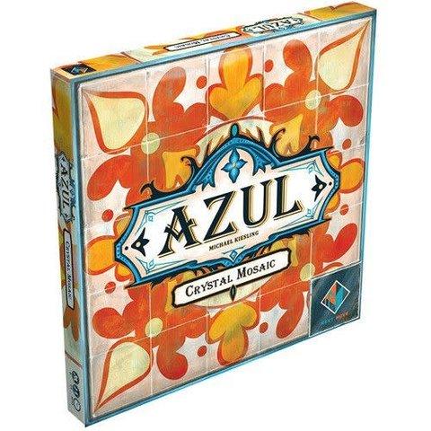 AZUL: Crystal Mosaic Expansion (ML)