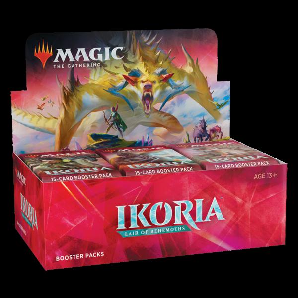 Wizards of the Coast MTG Ikoria - Lair of Behemoths Booster Box