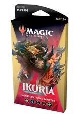Wizards of the Coast MTG Ikoria - Lair of Behemoths Theme Booster: Monsters