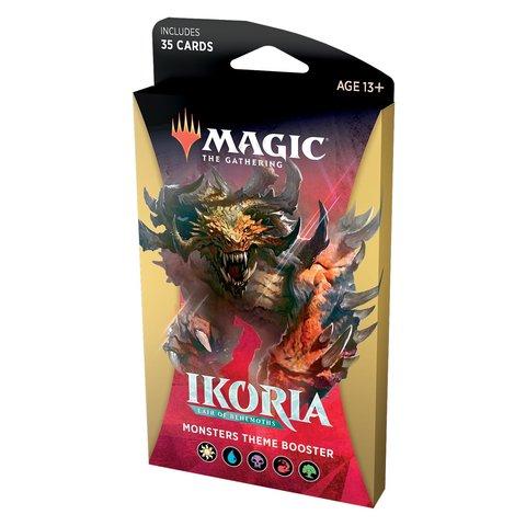 MTG Ikoria - Lair of Behemoths Theme Booster: Monsters