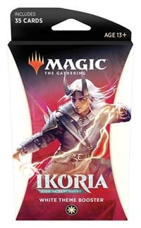 Wizards of the Coast MTG Ikoria - Lair of Behemoths Theme Booster: White