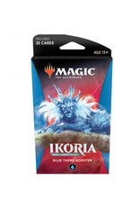 Wizards of the Coast MTG Ikoria - Lair of Behemoths Theme Booster: Blue