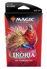 Wizards of the Coast MTG Ikoria - Lair of Behemoths Theme Booster: Red