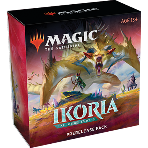 MTG Ikoria - Lair of Behemoths Prerelease Kit