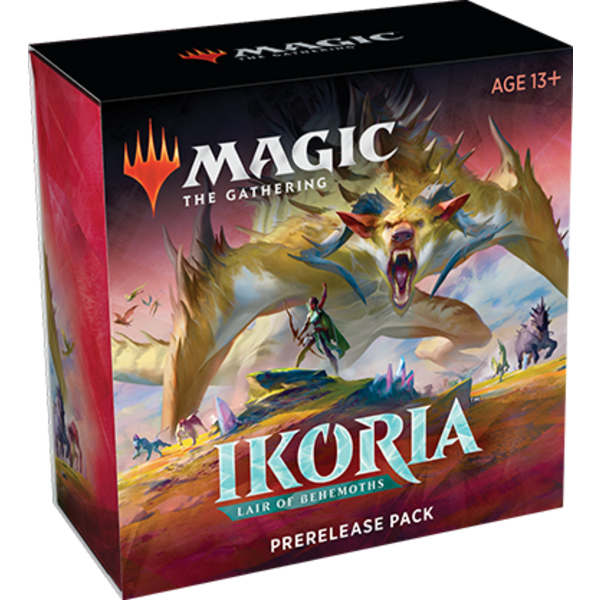 Wizards of the Coast MTG Ikoria - Lair of Behemoths Prerelease Kit