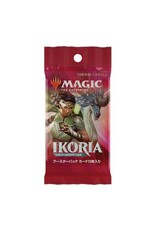 Wizards of the Coast MTG JAPANESE IKORIA LAIR OF BEHEMOTHS BOOSTER PACK