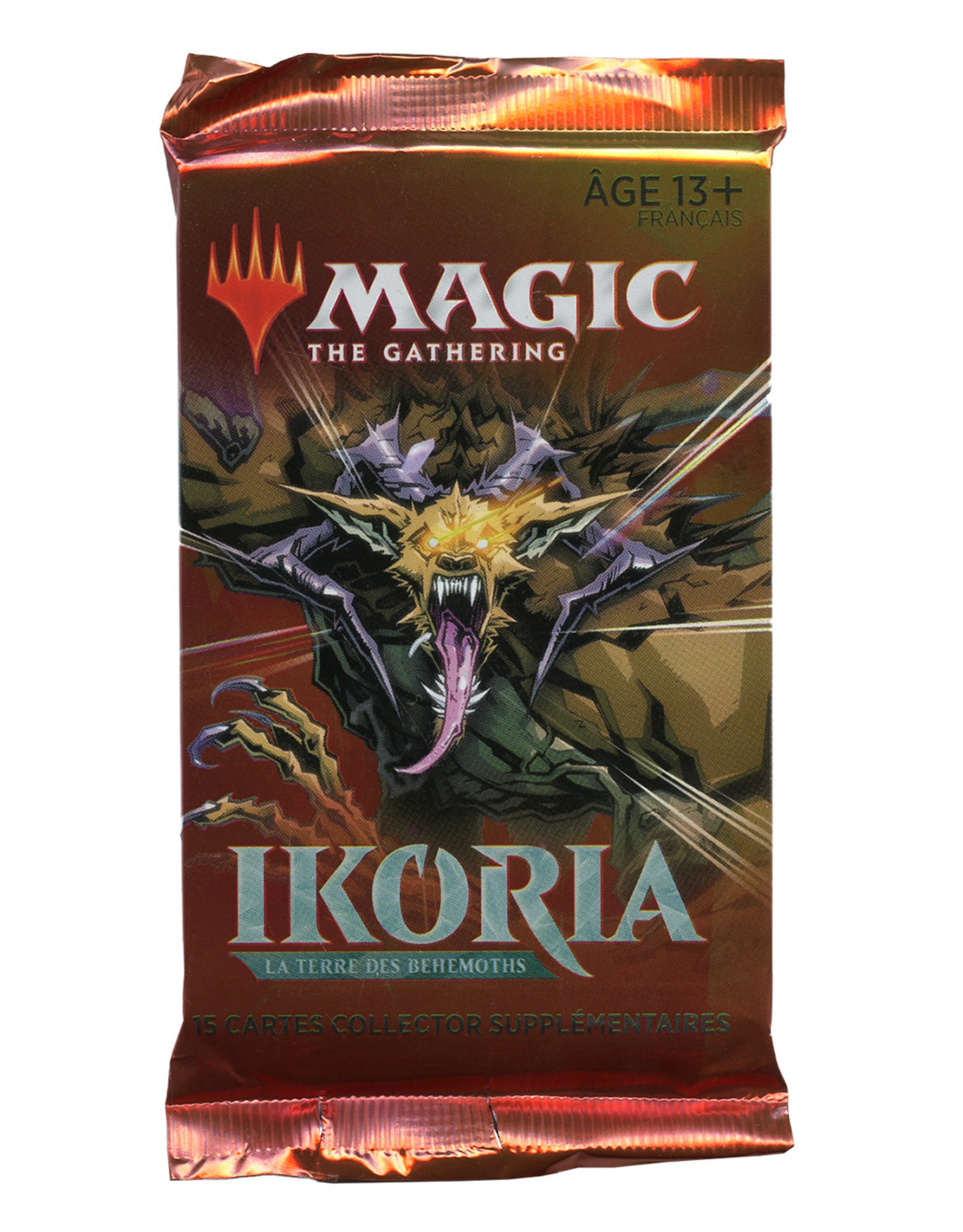Wizards of the Coast MTG Ikoria - Lair of Behemoths Collector Pack (FR)