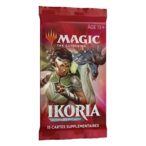 MTG FRENCH IKORIA LAIR OF BEHEMOTHS BOOSTER PACK