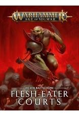 Age of Sigmar Battletome Flesh-Eater Courts (ENGLISH)