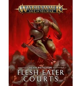 Age of Sigmar Battletome Flesh-Eater Courts (ENGLISH)