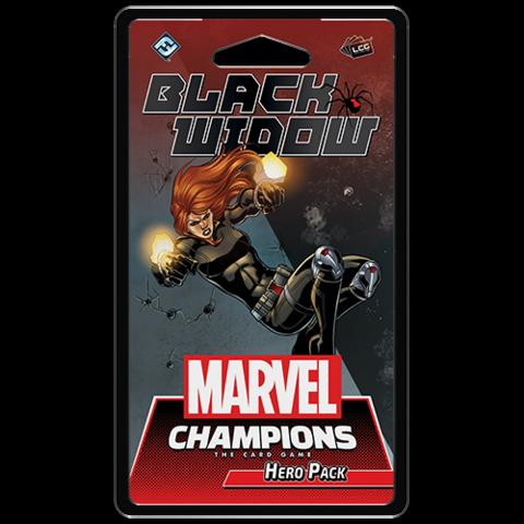 MARVEL CHAMPIONS LCG: BLACK WIDOW PACK