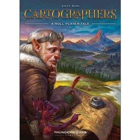 Thunderwork Games Cartographers: A Roll Player Tale (EN)