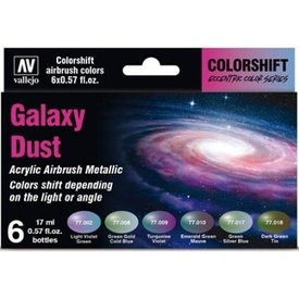 Vallejo VALLEJO: THE SHIFTERS GALAXY DUST SET