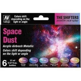 Vallejo VALLEJO: THE SHIFTERS SPACE DUST SET
