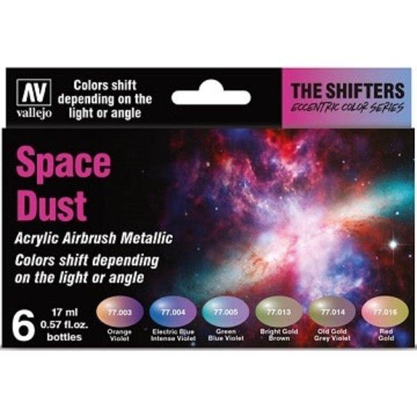 Vallejo VALLEJO: THE SHIFTERS SPACE DUST SET