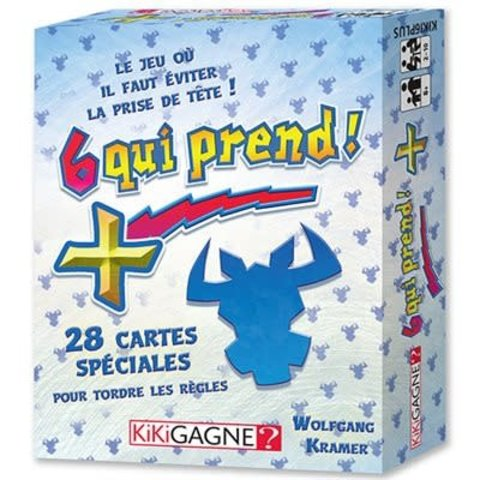 6 QUI PREND! + (FR)