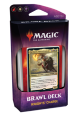 Wizards of the Coast MTG BRAWL DECK - KNIGHTS' CHARGE