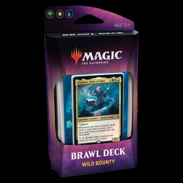 Wizards of the Coast MTG BRAWL DECK - WILD BOUNTY