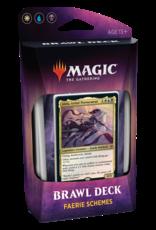 Wizards of the Coast MTG BRAWL DECK - FAERIE SCHEMES