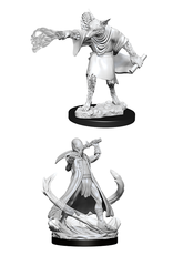 WIZKIDS DND UNPAINTED ARNANALOTH AND ULTROLOTH