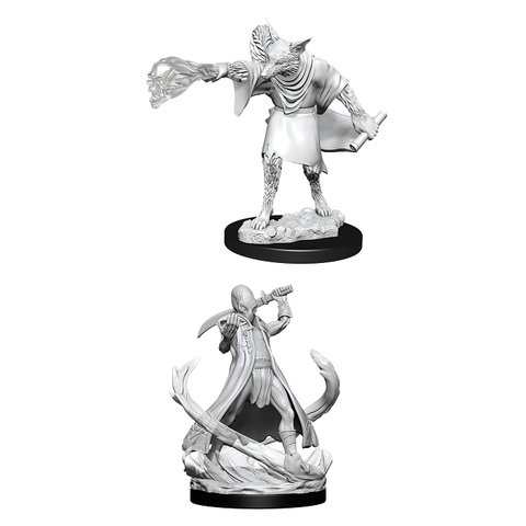 DND UNPAINTED ARNANALOTH AND ULTROLOTH