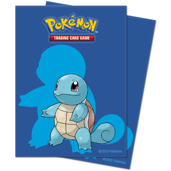 Ultra Pro UP D-PRO POKEMON SQUIRTLE 65CT
