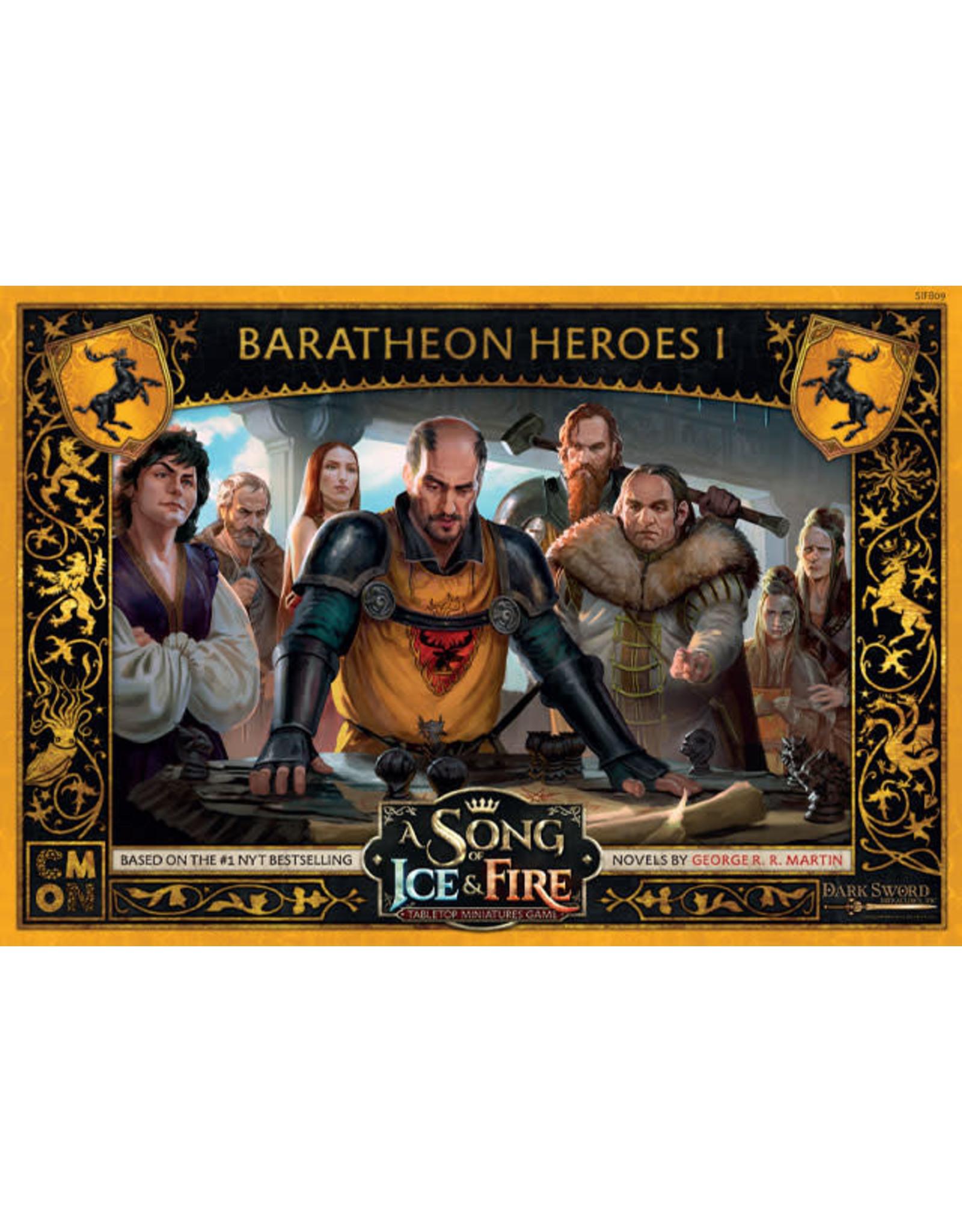 CMON SIF: BARATHEON HEROES 1