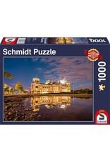 Schmidt Puzzle: 1000 Reichstag, Berlin
