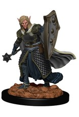 WIZKIDS DND PREMIUM FIGURES ELF MALE CLERIC