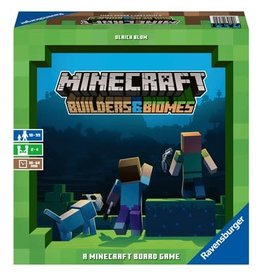 Ravensburger Minecraft Builders & Biomes (ML)