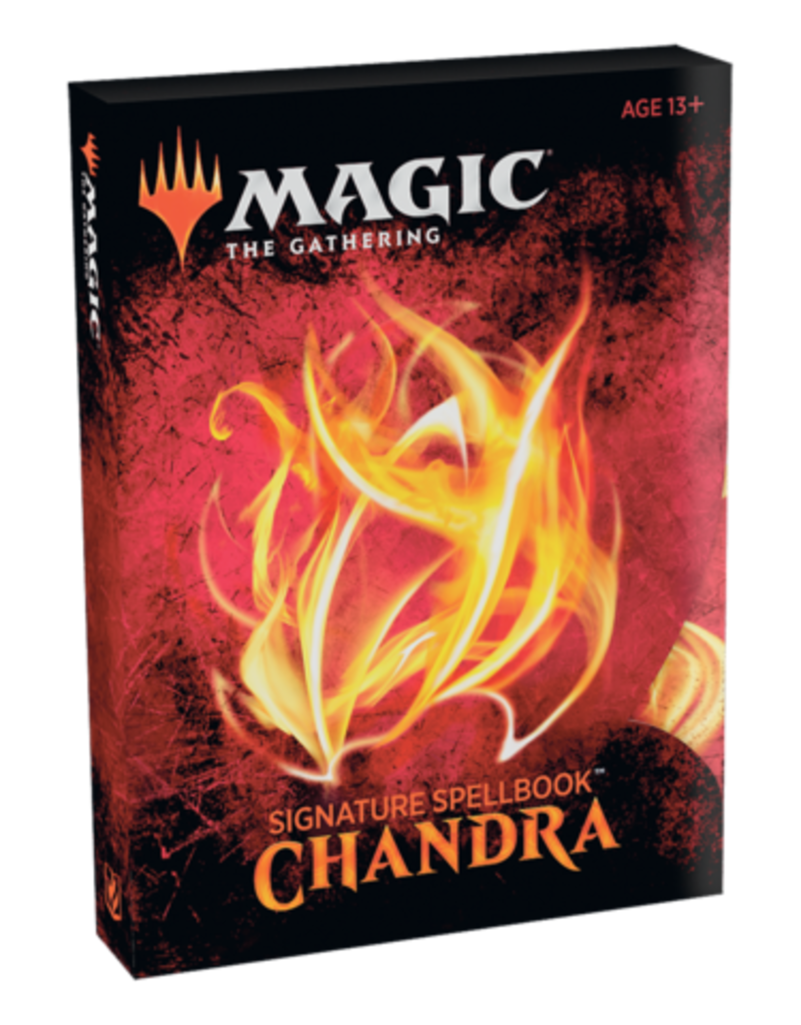 Wizards of the Coast Signature Spellbook: Chandra