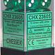 CHESSEX TRANSLUCENT 12D6 GREEN/WHITE 16MM