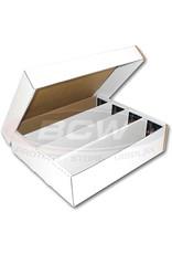 BCW 3200 ct Cardboard Box