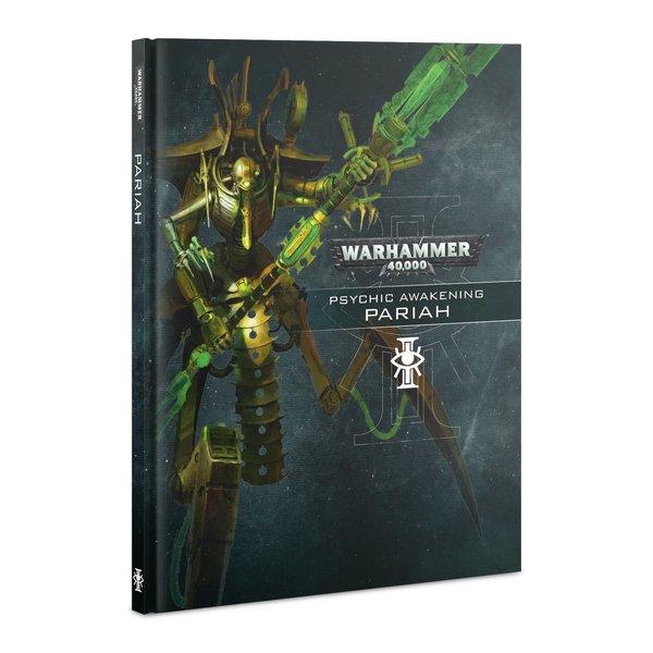 Warhammer 40k PSYCHIC AWAKENING: PARIAH (ENGLISH)
