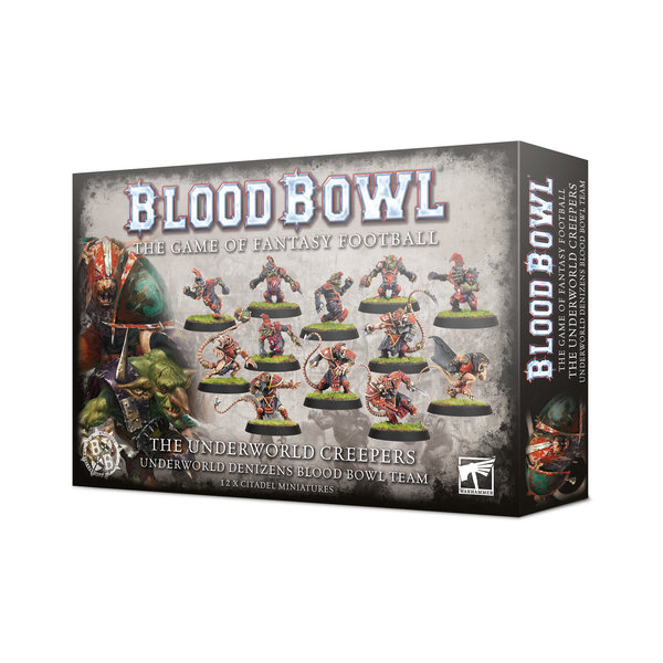 Blood Bowl BLOOD BOWL: THE UNDERWORLD CREEPERS
