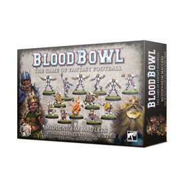 Blood Bowl BLOOD BOWL: MIDDENHEIM MAULERS TEAM