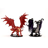 PF BATTLES: CITY OF LOST OMENS ADULT RED/BLACK DRAGON