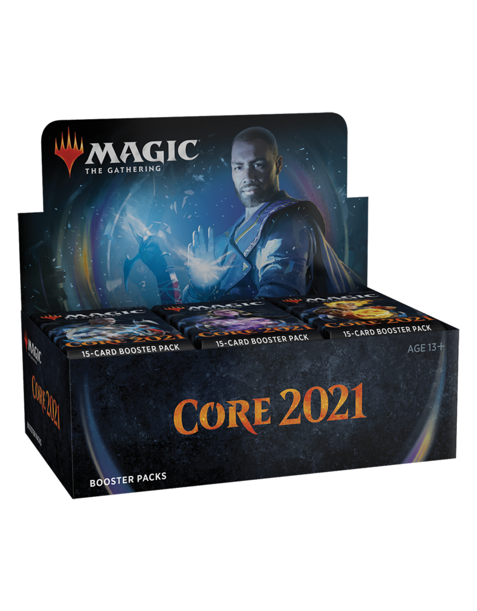 Wizards of the Coast MTG CORE 2021 BOOSTER BOX