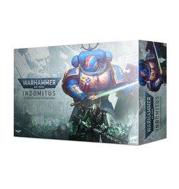Warhammer 40k Warhammer 40,000: Indomitus (English)