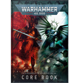 Warhammer 40k WARHAMMER 40000: CORE BOOK (ENGLISH)