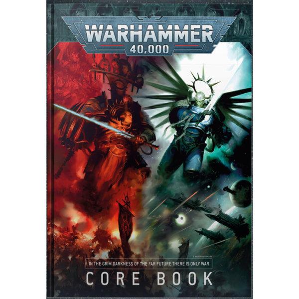 Warhammer 40k WARHAMMER 40000: CORE BOOK (Français)