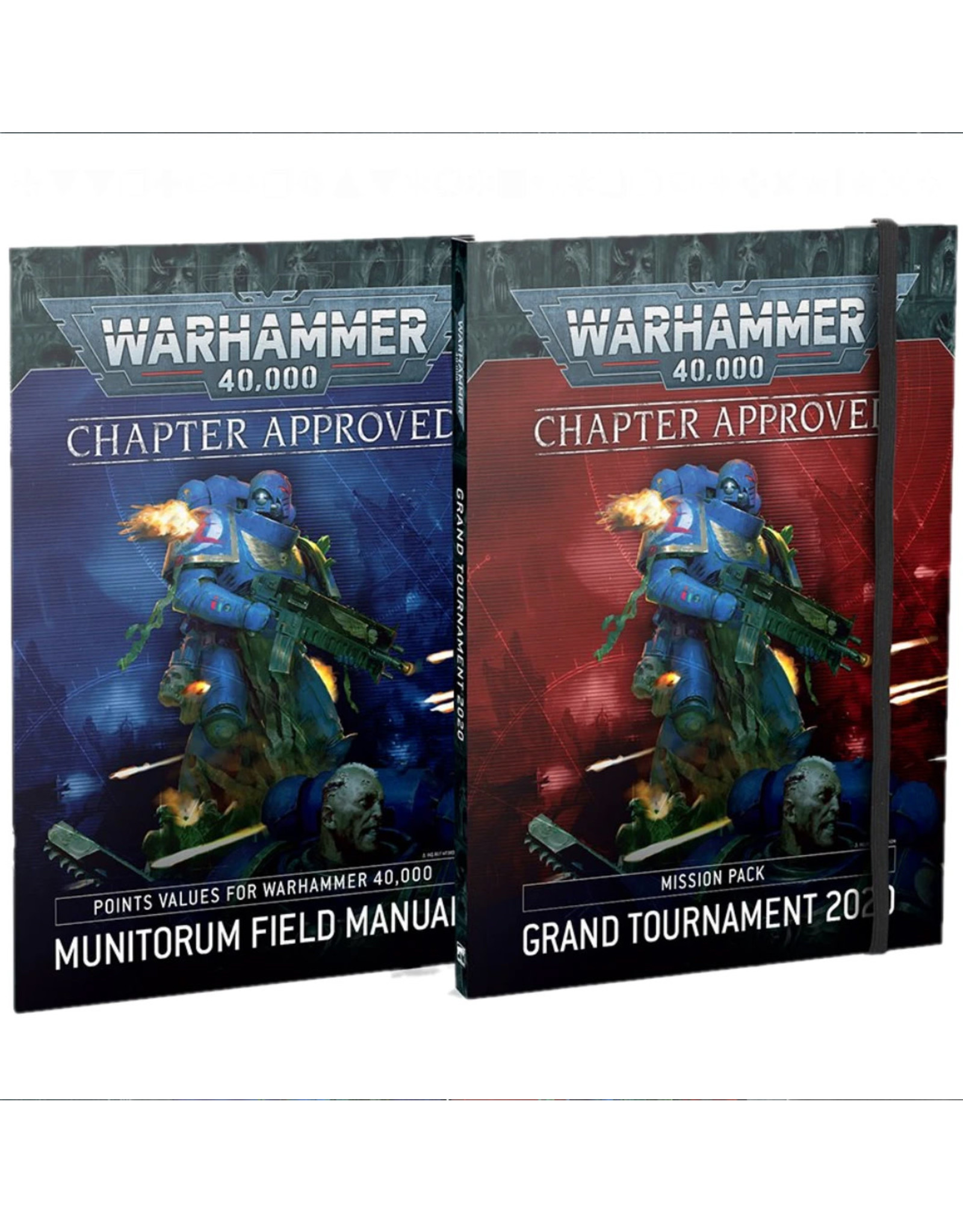 Warhammer 40k Chapter Approved: Grand Tournament 2020 (English)
