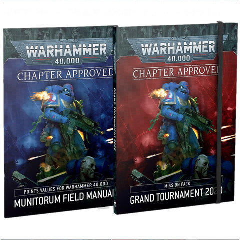 Chapter Approved: Grand Tournament 2020 (English)