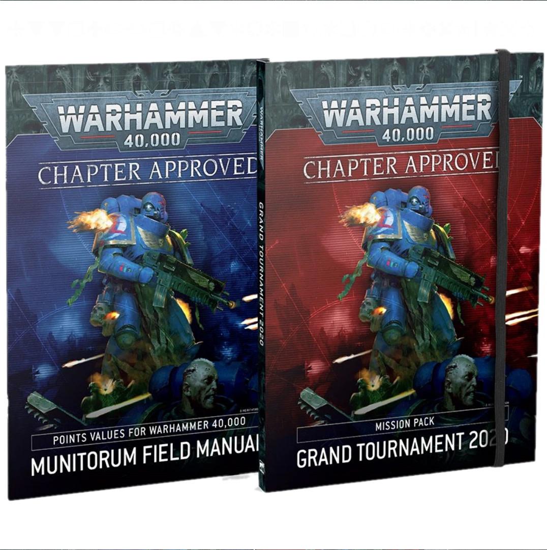 Warhammer 40k Chapter Approved: Grand Tournament 2020 (Français)